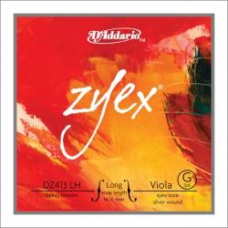 D'Addario Clásica DZ413LH Zyex - Sol