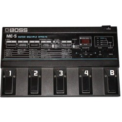Boss ME-5 Guitar Multiple Effects