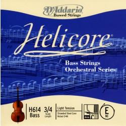 D'Addario Clásica H614 Helicore Orquesta - Mi