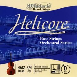 D'Addario Clásica H612 Helicore Orquestral - Re