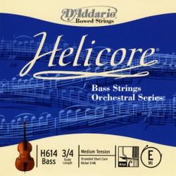 D'Addario Clásica H614 Helicore Orquestral - Mi