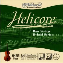 D'Addario Clásica H615 Helicore Orquestral - Do/Mi