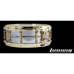 Ludwig LUDWIG LB400BBTWM 14x5 Black Beauty laton cromado