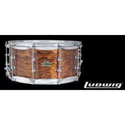 Ludwig LUDWIG LCEX6514TXWA 14x6,5 Epic Centurian Walnut