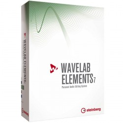 Steinberg Software Steinberg Wavelab Elements 7