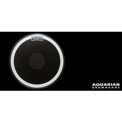"AQUARIAN SKIII20 Superkick 2 capas trans. 20"" Power Dot. Negro"