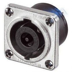 Neutrik NLT 8 MP - Conector Chasis Speakon 8 Pines