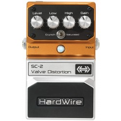 Hardwire SC2 Valve Distortion