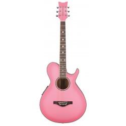Daisy Rock 14-6270 Wildwood Artist Pink Burst