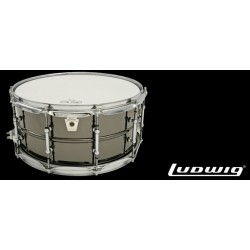 LUDWIG LB417T 14x6,5 Black Beauty laton