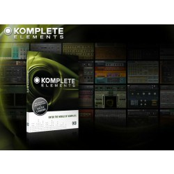 Native Instruments Komplete 7 Elements