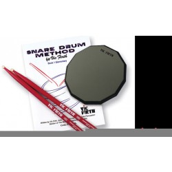VIC FIRTH LPD LAUNCH PAD Pad + baquetas