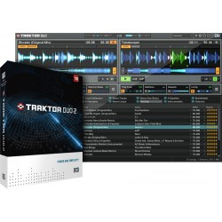 Native Instruments Tracktor Duo 2