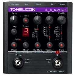 TC Helicon VoiceTone Synth