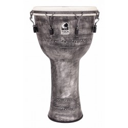 Toca Percussion Djembé SFDMX-14ASB Antique Silver