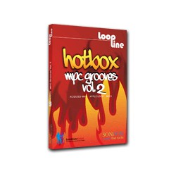 Sonivox Hotbox Vol 2 - MPC Grooves