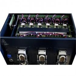 """Palmer Audio Tools Palmer Pro PSB 243 - Cajetín de Escenario 19"""" 24 Canales"""