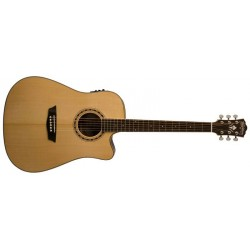 WASHBURN WD-10 CE N Natural
