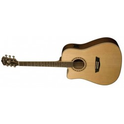 WASHBURN WD-10S CE LH Natural Zurda