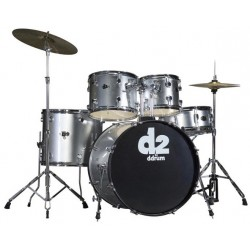DDRUM D2 BS Silver