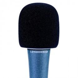 LD Systems D 913 - Pantalla antiviento para Micrófono negra