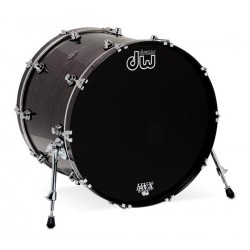 "DW PERFORMANCE 18X22"" EBONY ST"