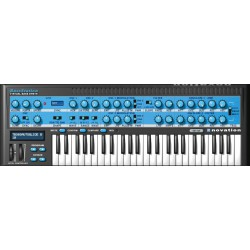 Novation BassStation Virtual