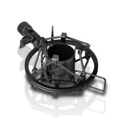 LD Systems DSM 40 - Soporte de araña para Micrófono 40 x 44 mm negro