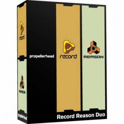 Propellerhead Bundle Record + Reason
