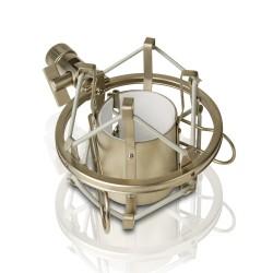 LD Systems DSM 40 - Soporte de araña para Micrófono 40 x 44 mm plata