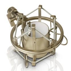 LD Systems DSM 45 - Soporte de araña para Micrófono 45 x 49 mm plata