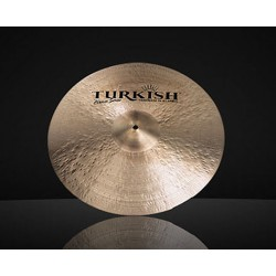 Turkish Cymbals TURKISH XANTOS-CAST 08 FLAT BELL SIZZLE