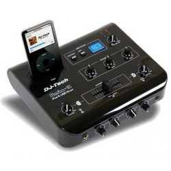DJ-Tech DJ-TECH UMIX-3