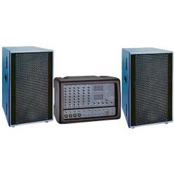 BCT EQUIPO DE VOCES C82 400W