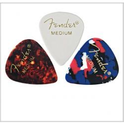 Fender 351 Classic Celluloid Shell Medium