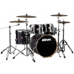 DDRUM Dios Maple Player Trans Negra