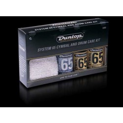 Jim Dunlop Cymbal & Drumcare Kit 6400