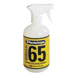 Jim Dunlop 65 Pump Polish and Cleaner 6516