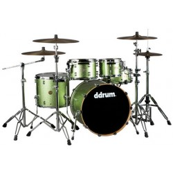 DDRUM Dios Maple Player Verde