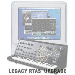 Korg Upgrade RTAS Legacy Virtual MS-20