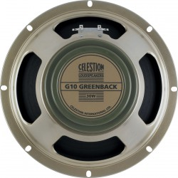 "Celestion G10 Greenback 10"" 16 Ohm"