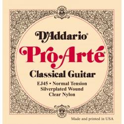 D'Addario EJ45 - Pro Arte Normal