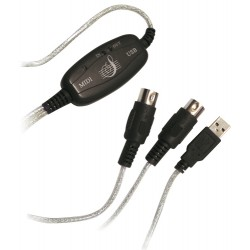 C-Lab Cable USB MIDI