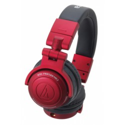 Audio-Technica ATH-PRO500MKII Red
