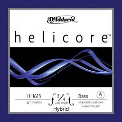 D'Addario Clásica H613 Helicore Hybrid - La