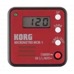 Korg MicroMetro Red