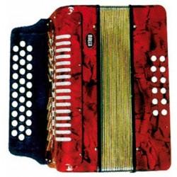 Mauer MAUER M3012 Rojo
