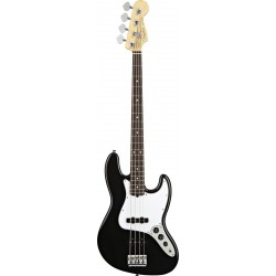 Fender American Standard Jazz Bass  Black RW