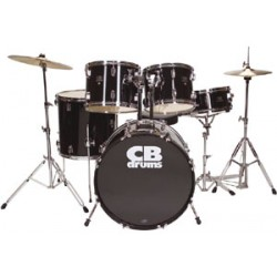 CB Drums CB5JA Black