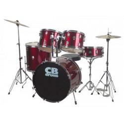 CB Drums CB5JA Roja